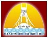 Ch BP Government Engineering College, New Delhi logo