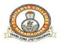 Chaitanya PG College, [CPGC] Warangal logo