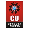 Chandigarh University, [CU] Chandigarh logo