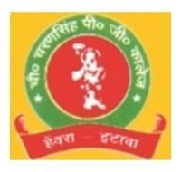 Chaudhary Charan Singh Post Graduate College, Etawah logo
