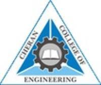 Cheran College of Engineering, [CCE] Kodaikanal logo