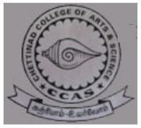 Chettinad College of Arts and Science, [CCAS] Tiruchirappalli logo