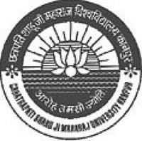 Chhatrapati Sahu Ji Maharaj University [CSJMU], Kanpur logo