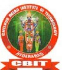 Chilkur Balaji Institute of Technology, [CBIT] Hyderabad logo