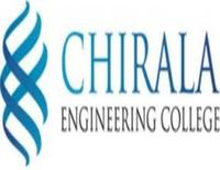 Chirala Engineering College, [CEC] Prakasam logo