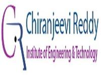Chiranjeevi Reddy Institute of Engineering and Technology, [CRIET] Anantapur logo