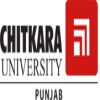 Chitkara University, [CU] Patiala logo