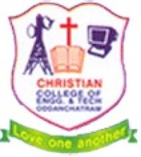 Christian College of Engineering and Technology, [CCET] Dindigul logo