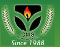 CMS College of Science and Commerce, [CMSCSC] Coimbatore logo