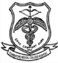 Coimbatore Medical College, [CMC] Coimbatore logo