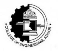 College of Engineering Adoor [CEA], Pathanamthitta logo
