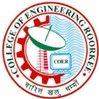College of Engineering, [COE] Roorkee logo