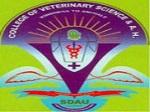 College of Veterinary Science and Animal Husbandry, Banaskantha logo