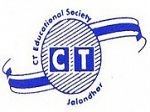 CT College of Education, Jalandhar logo