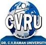 Dr CV Raman University, [CVRU] Bilaspur logo