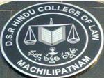 Daita Sriramulu Hindu College of Law, Machilipatnam logo