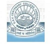 DAV Centenary College, Faridabad logo