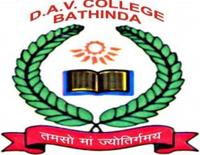 DAV College, Bathinda logo