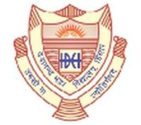 Dayanand College, [DC] Hisar logo