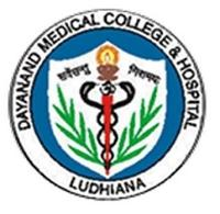 Dayanand Medical College and Hospital, [DMCAH] Ludhiana logo