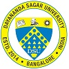 Dayananda Sagar University, [DSU] Bangalore logo