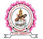 D.D. Thakar Arts and K.J. Patel Commerce College, [DDTAKJPCC] Sabarkantha