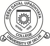 Deen Dayal Upadhyaya College, Delhi University logo