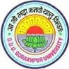 Deen Dayal Upadhyaya Gorakhpur University, Gorakhpur