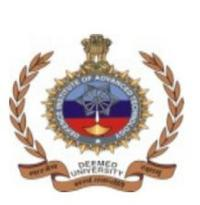 Defence Institute of Advanced Technology, [DIAT] Pune logo