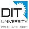 DIT University, Dehradun logo