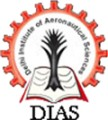 Delhi Institute of Aeronautical Sciences, [DIAS] New Delhi logo