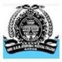 DGM Ayurvedic Medical College, [DAMC] Gadag logo
