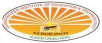 Dharamvir Institute of Education and Technology, Bijnor logo