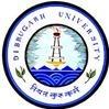 Dibrugarh University, Dibrugarh logo