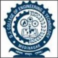 Divya Jyoti College of Engineering and Technology, [DJCET] Ghaziabad logo