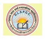 D.L.S. P.G. College, Bilaspur logo