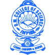 DM College of science, [DMCS] Imphal logo