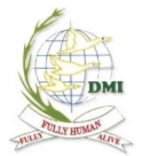 DMI College of Engineering, [DMICE] Chennai logo