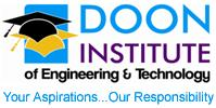 Doon Institute of Engineering And Technology, Dehradun logo