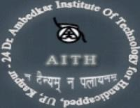 Dr Ambedkar Institute of Technology for Handicapped, [DAITH] Kanpur logo