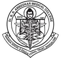 Dr BR Ambedkar Medical College, [DBAMC] Bangalore logo