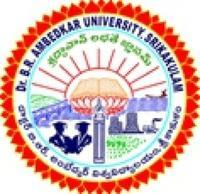 Dr BR Ambedkar University, [DBRAU] Srikakulam logo