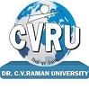Dr. CV Raman University, [CVRU] Bihar logo