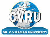 Dr CV Raman University Institute Of Distance Education, [CVRU] Bilaspur logo