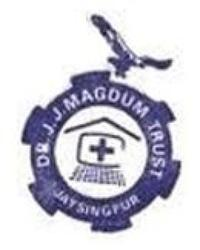 Dr JJ Magdum College of Engineering, [DJJMCE] Kolhapur logo