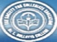 Dr L Bullayya College, [DLBC] Vishakhapatnam logo