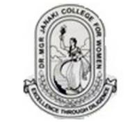 Dr MGR Janaki College of Arts and Science for Women, [DMGRJCASW] Chennai logo