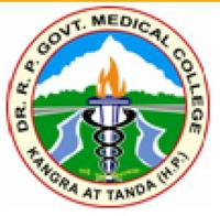 Dr Rajendra Prasad Government Medical College, [DRPGMC] Kangra logo