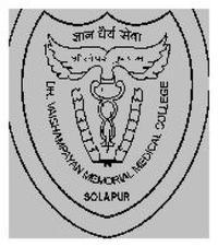 Dr Vaishampayan Memorial Government Medical College, [DVMGMC] Solapur logo