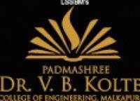 Dr VB Kolte College of Engineering, [DVBKCE] Buldhana